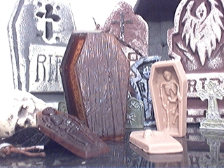 Coffin Soaps!
